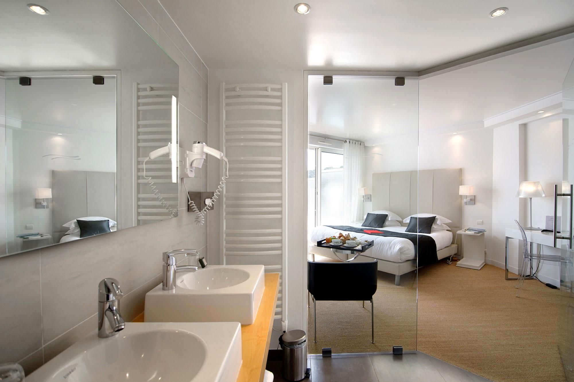 Un h tel 4 toiles carteret la marine hotel for Hotel michelin